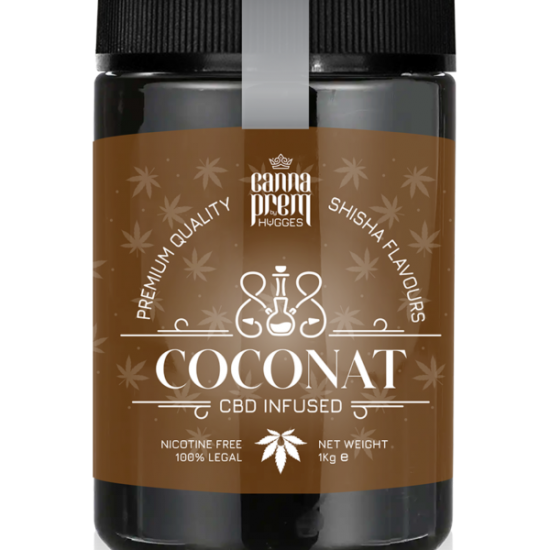 Cannaprem Shisha Coconat  150g