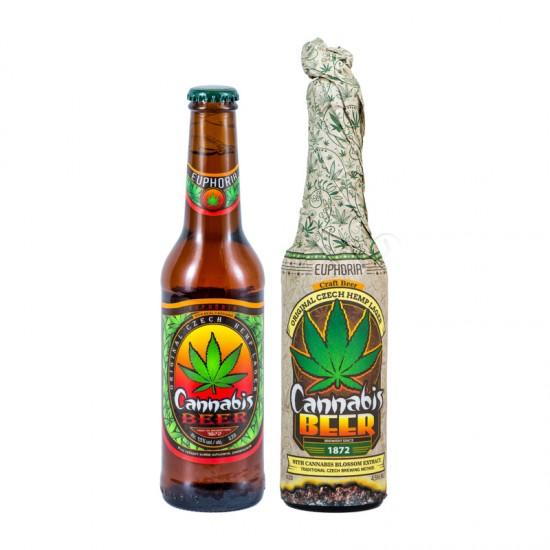 Euphoria Beer Cannabis WRAP 4,5 % 500ml