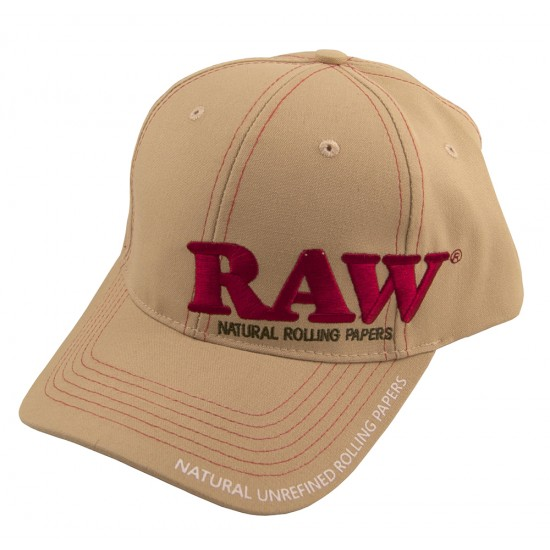 RAW Classic Hat Beige One size