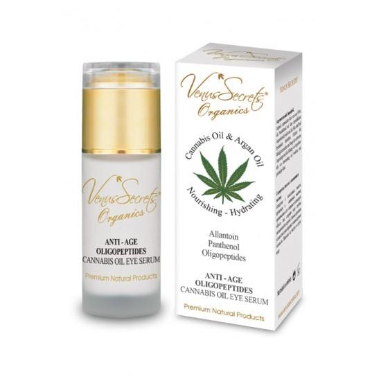 Anti-Age Eye Serum – Cannabis Oil & Argan Oil 40ml