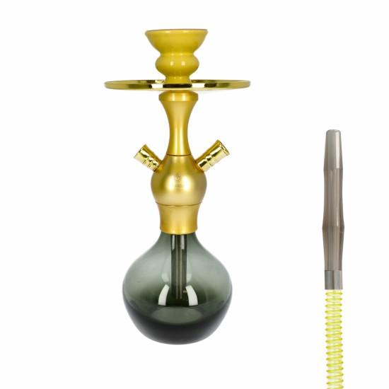 El-badia C1 SANDBLASTED GOLD