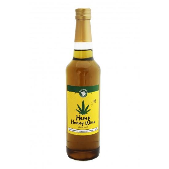 Hemp honey wine 500ml
